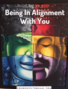 being in alignment with you