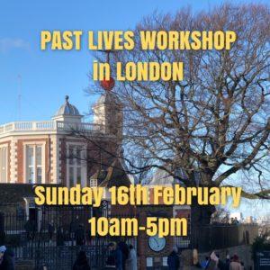 Past Lives Workshop In London